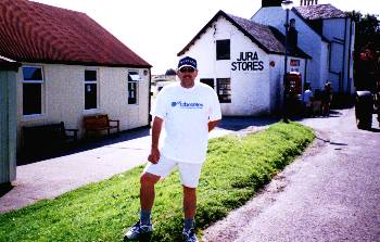 Kenny - by the Jura Stores