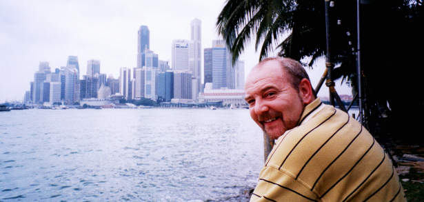 Kenny and Singapore City