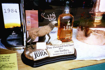The 'amber nectar' of Jura